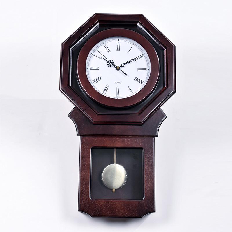 Ρολόι τοίχου ξύλινο με εκκρεμές. rologia ksilina 39490b32c15