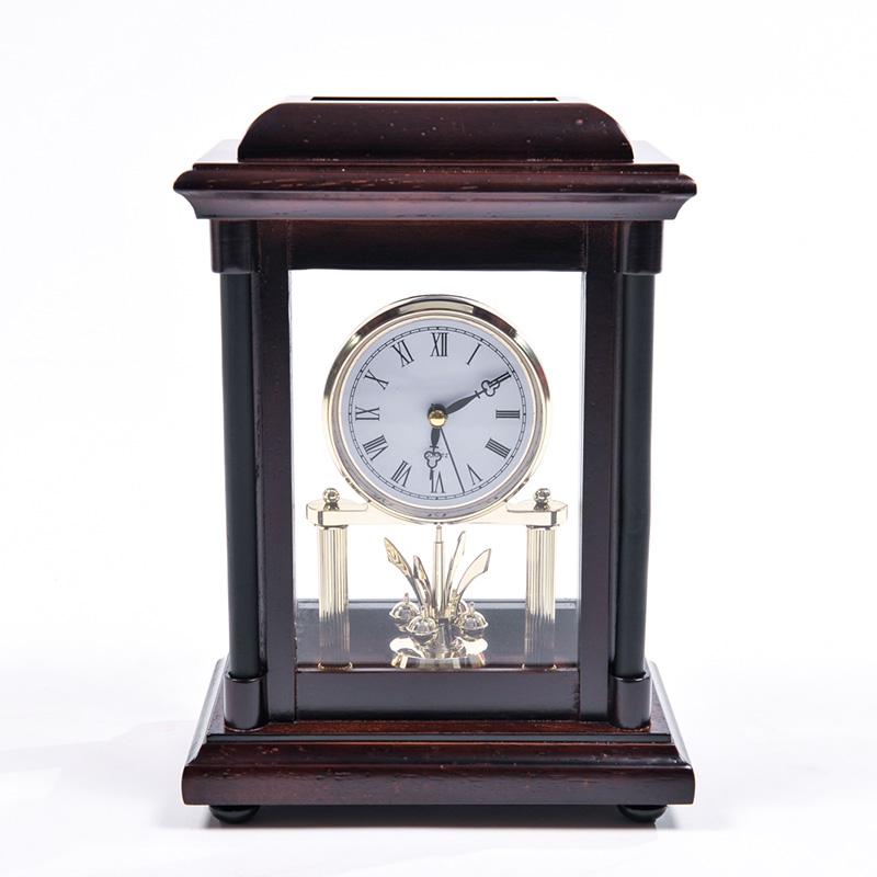 Ξύλινο ρολόι αντίκα επιτραπέζιο - MR-SHOP.GR 07c71101c77