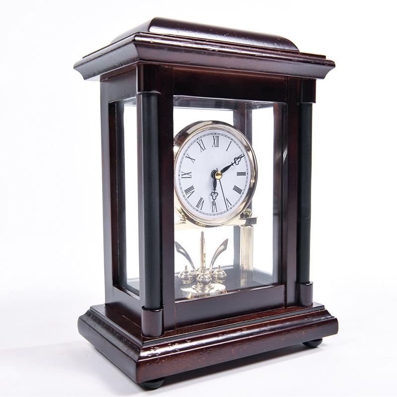 Ξύλινο ρολόι αντίκα επιτραπέζιο. rologia. rologia c9aa3887899